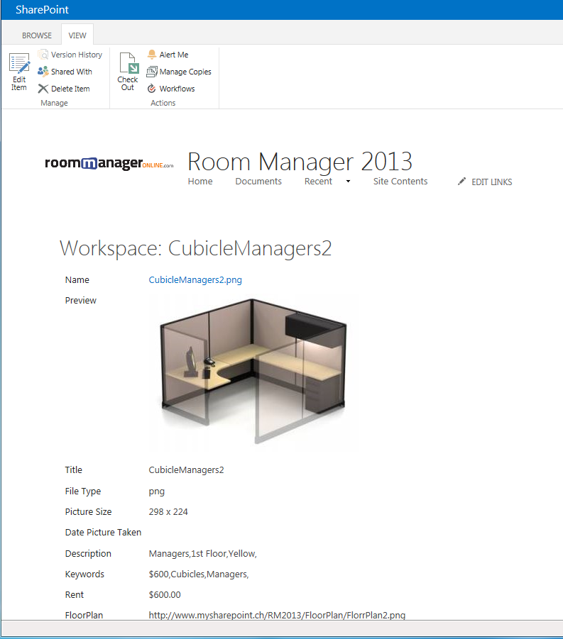 Room Manager