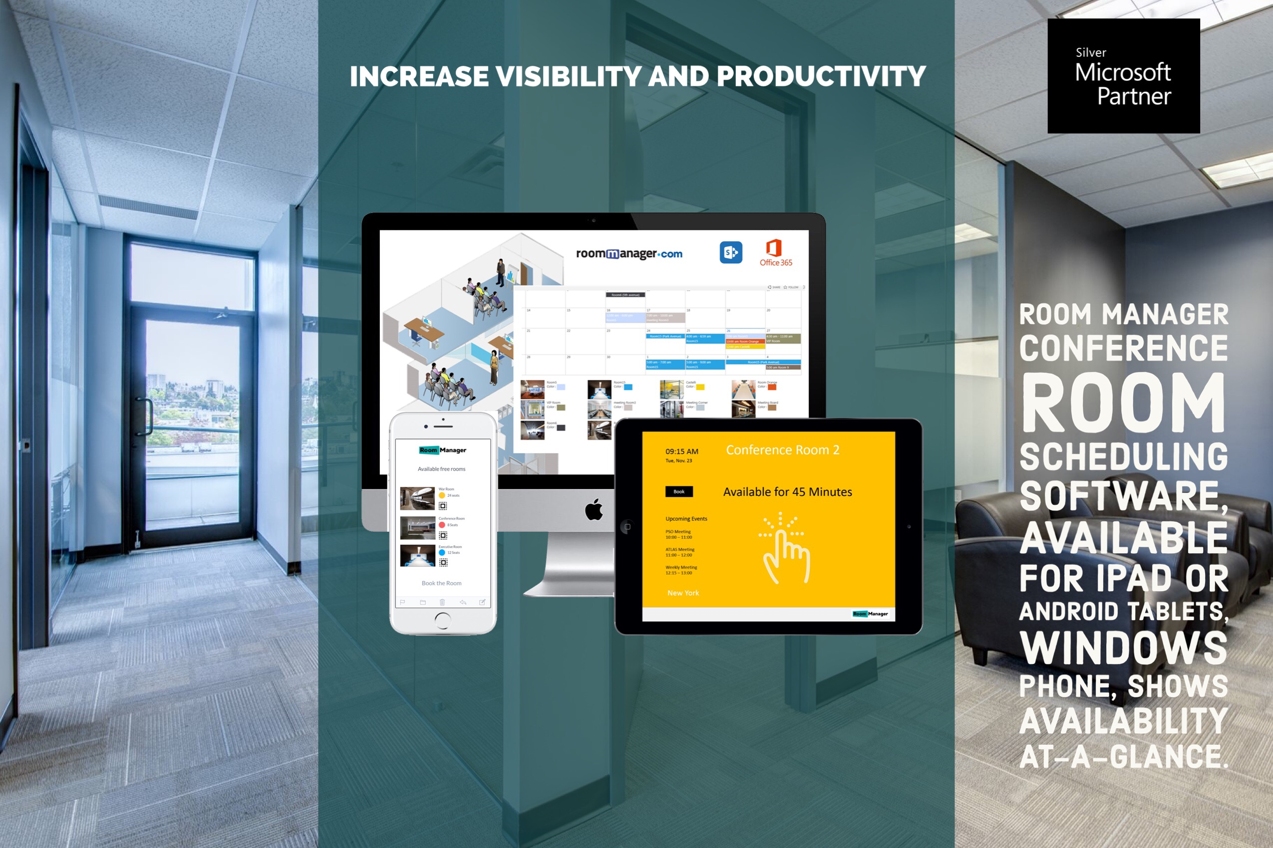 Rooms: Meeting Room Booking Solution & Software Review